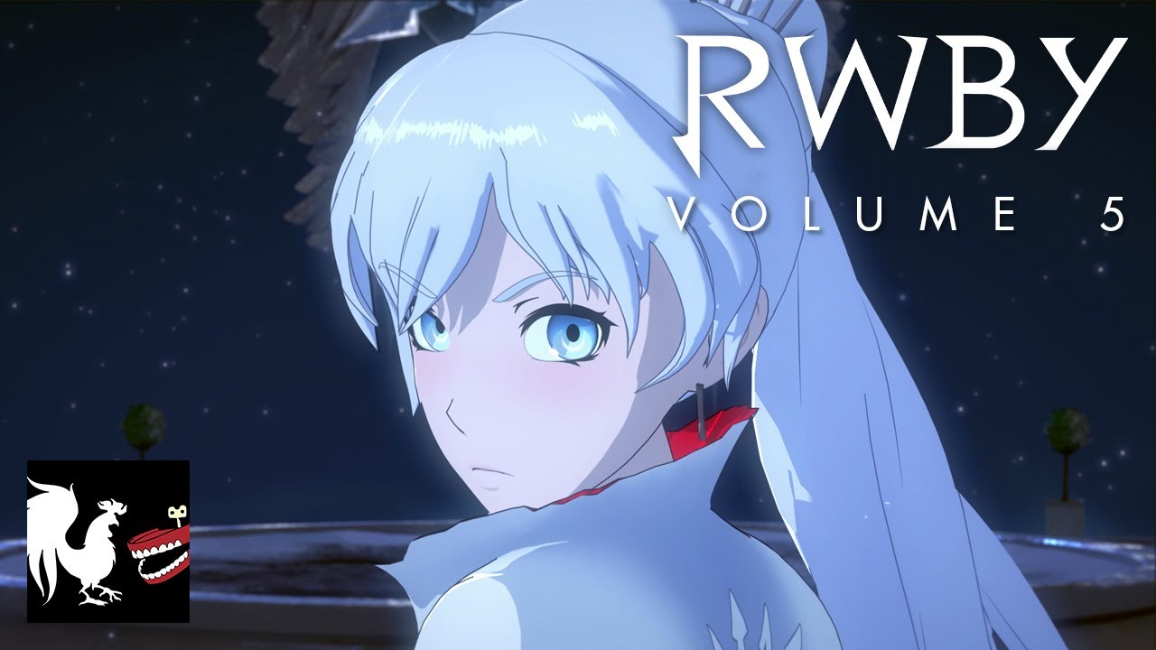 Rwby Volume 5 Weiss courtesy of Rooster Teeth