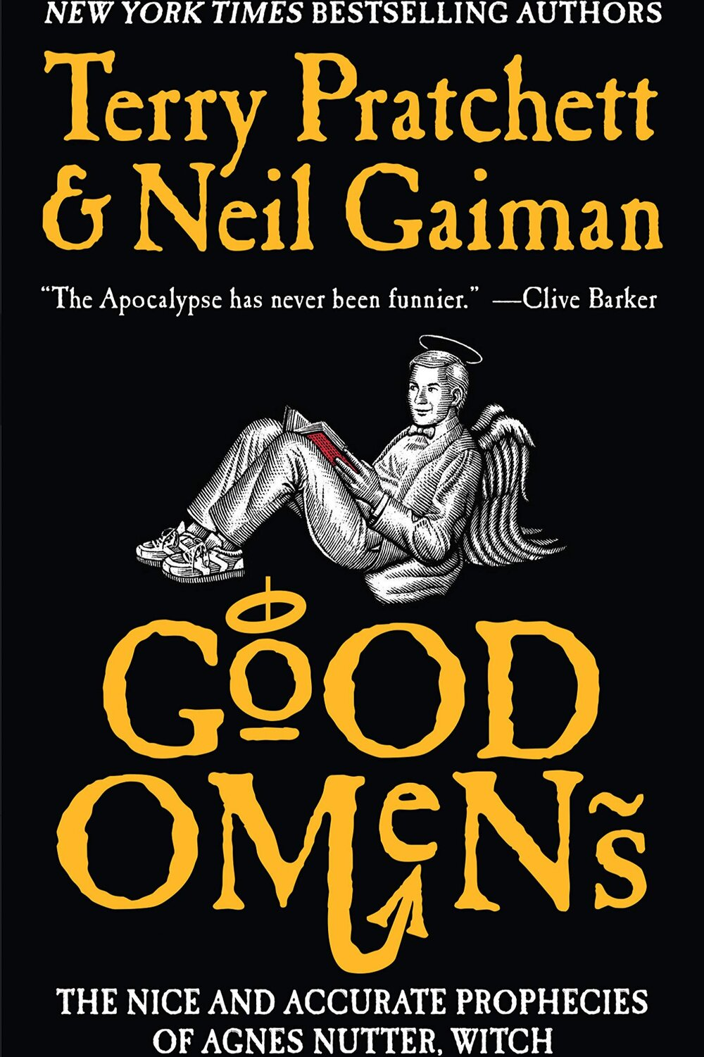 Good Omens (Terry Pratchett & Neil Gaiman)